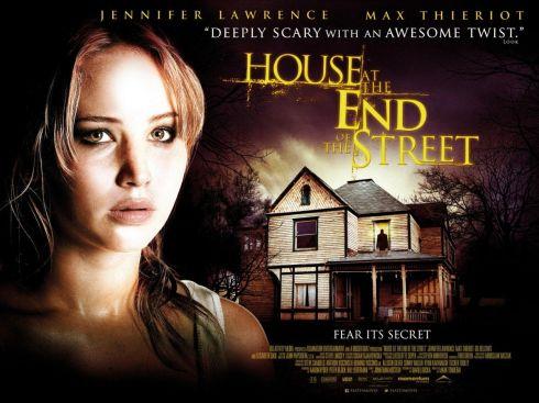 La maison au bout de la rue