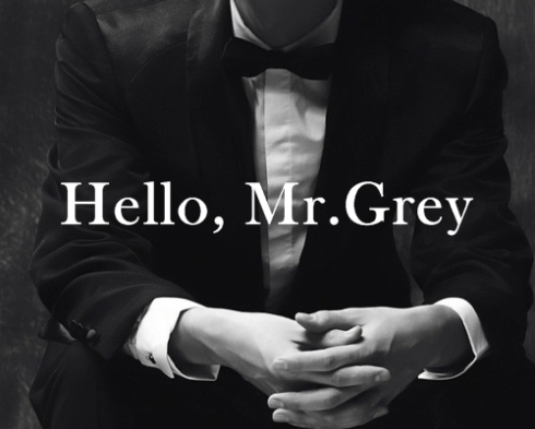 Fifty shades Christian Grey