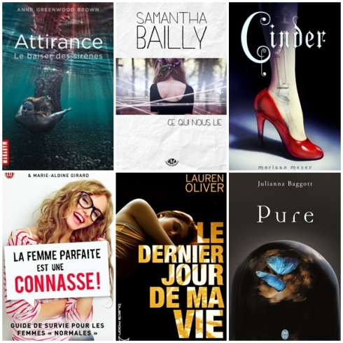 livres 05-05 in my mail box