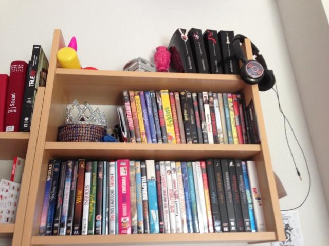 DVD Smells like rock